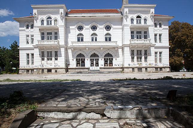 Bitola, Palace