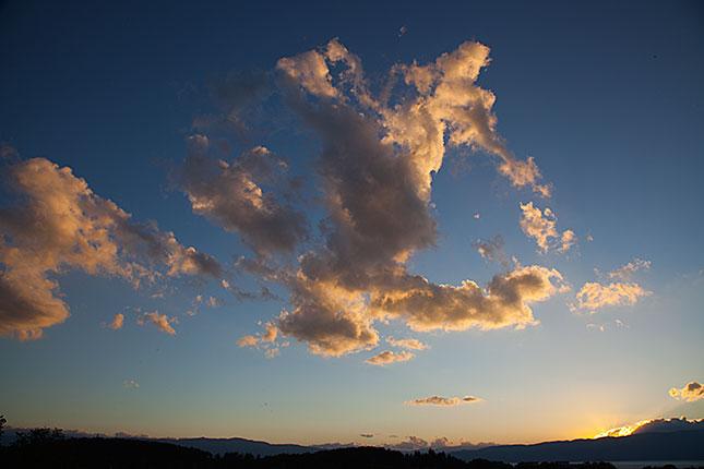Ohrid Skies
