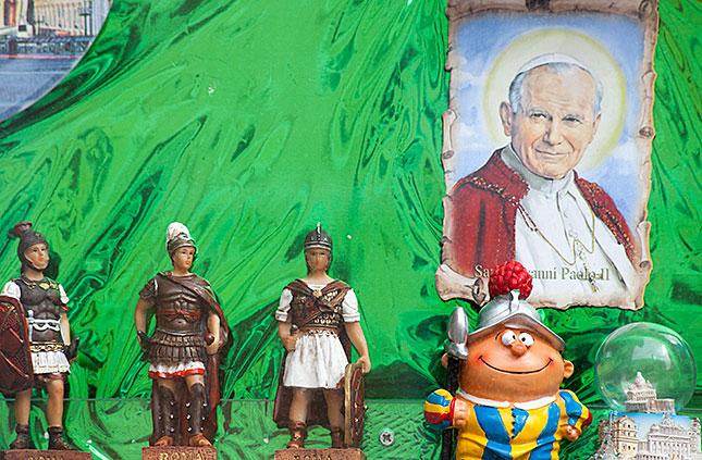 Vatican city, Souvenirs