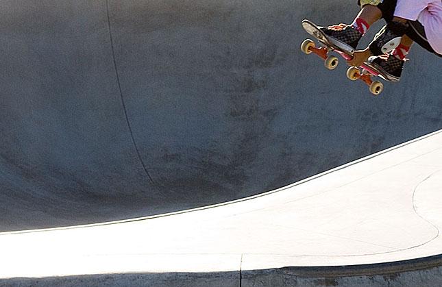 Venice, Skate Boarding