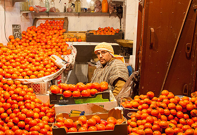 Fes, Tomatoes