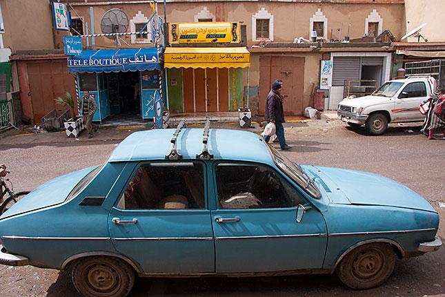Izgherm, Street Scene