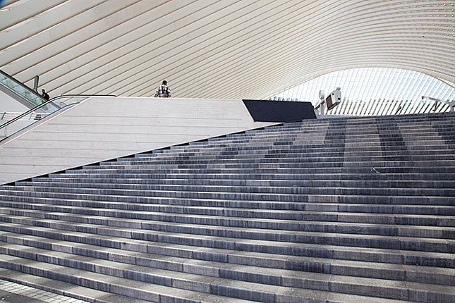 Liège, Guillemins Train Station 4