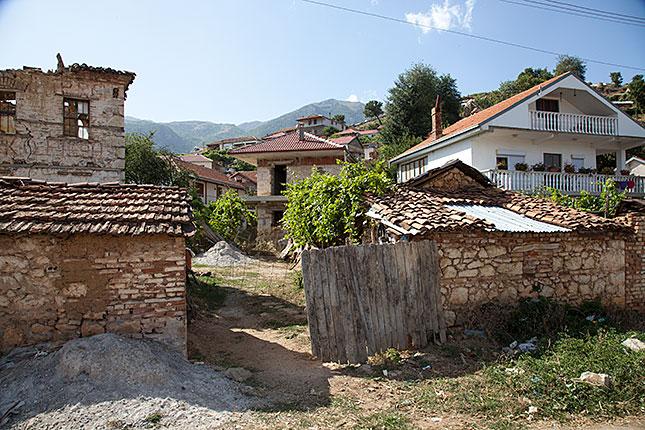 Pustec, Village View