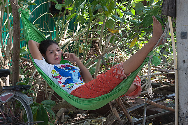 Koh Phi Phi, Relaxed & Mobile