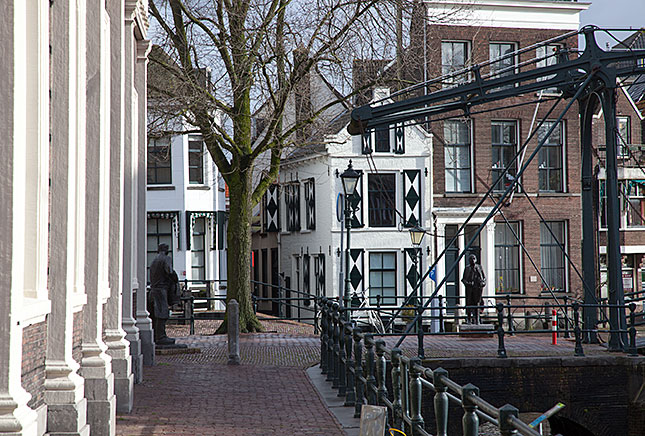 Schiedam, Lange Gracht