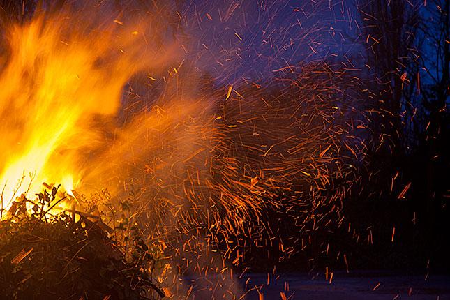 Beekbergen, Easter Fire 2