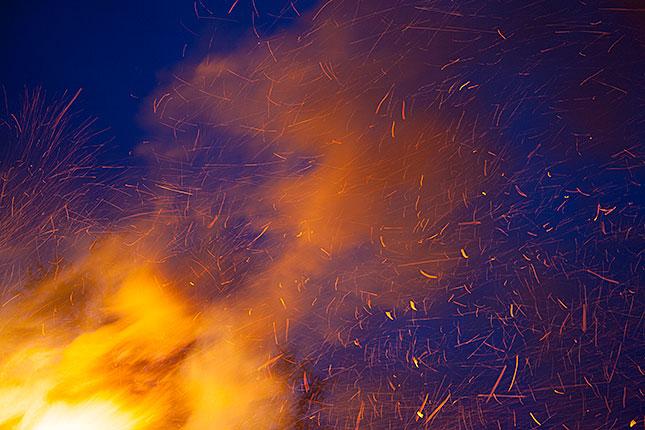 Beekbergen, Easter Fire 3