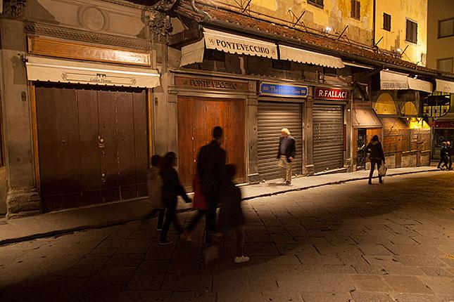 Florence, Ponte Vecchio 2