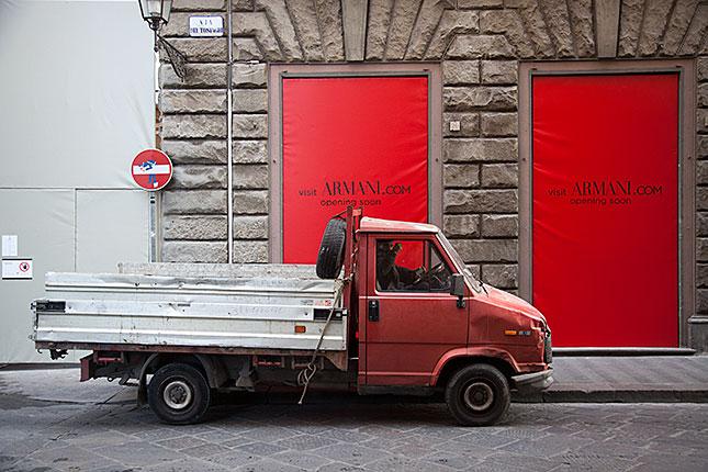 Florence, Via dei Tosinghi