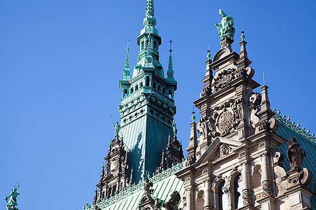 Hamburg, City Hall