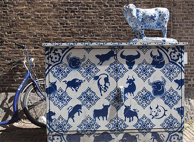 Delft, Delft Blue