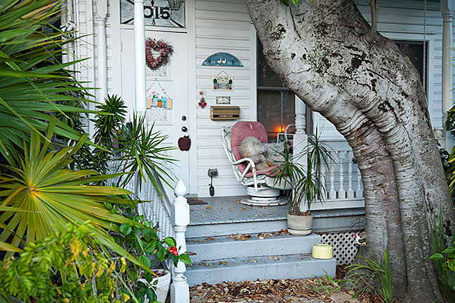 Key West, Porch