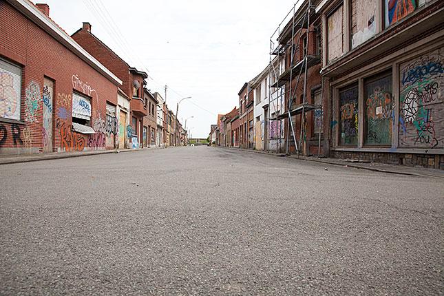 Doel, Street Scene
