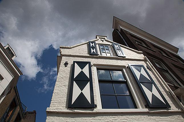 Schiedam, Facade