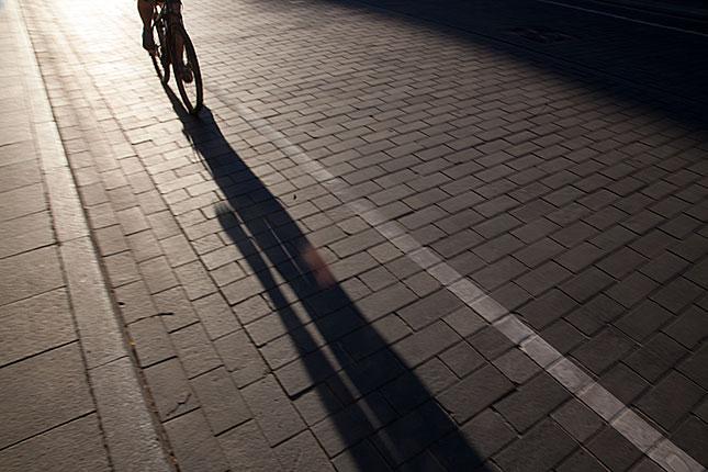 Vilnius, Cyclist