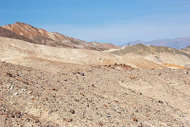 Death Valley, Desert View