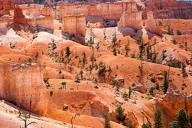 Bryce Canyon, Queen's Garden