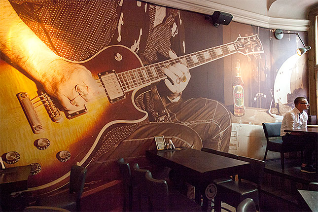 Riga, Rock Café