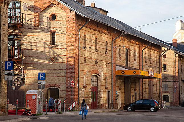 Riga, Central Market 2