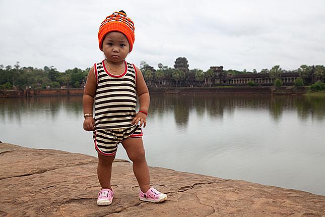 Angkor, Angkor Wat Kid