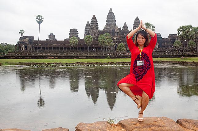 Angkor, Tourist