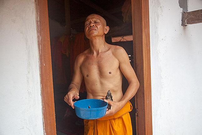Angkor, Monk's Home
