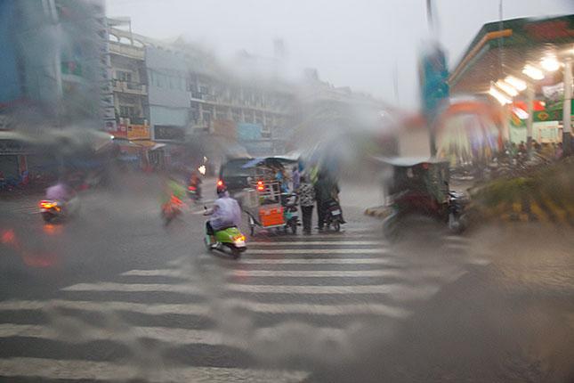 Phnom Penh, Rain
