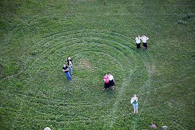 Vilnius, Circles