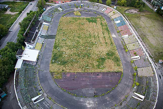 Vilnius, Stadium