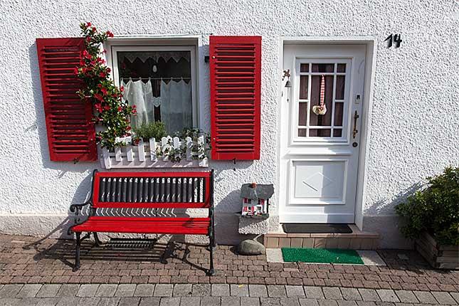 Arnsberg, Hanstein Street