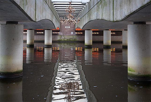 Amersfoort, Railway Bridge