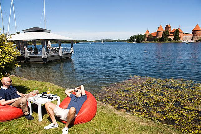 Trakai, Castle