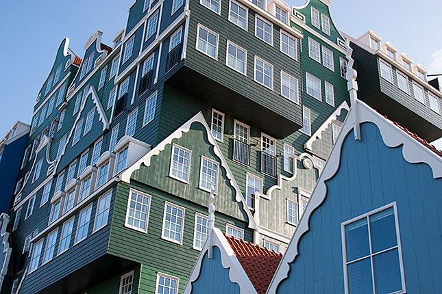 Zaanstad, Inntel Hotel 3
