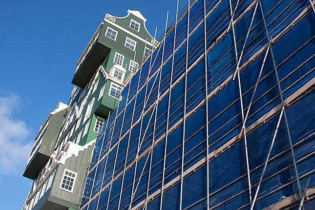 Zaanstad , Inntel Hotel 4