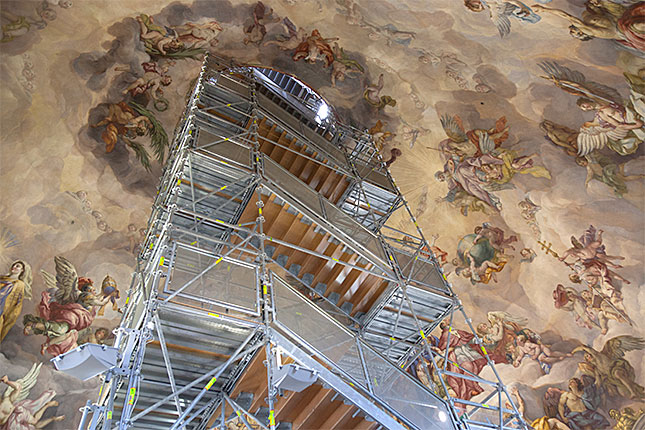 Vienna, Stairway to Heaven?