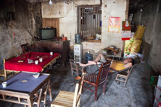 Yangshuo, Relaxing
