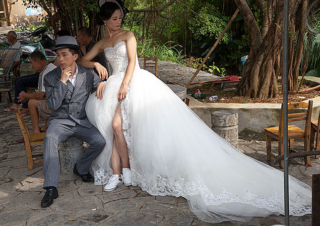 Yangshuo, Wedding Portrait