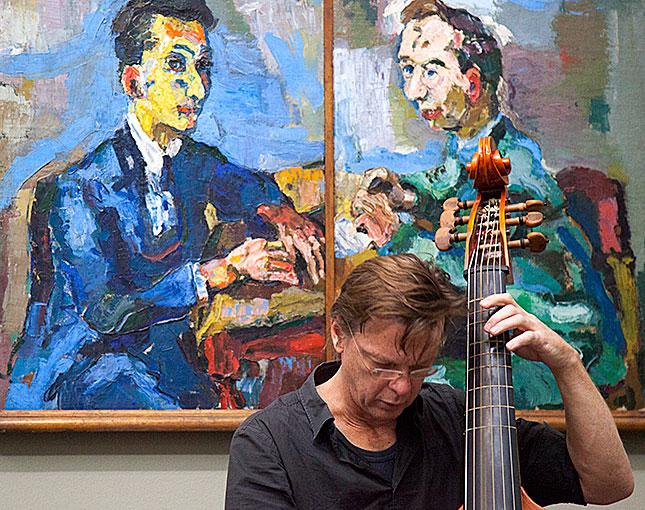 Rotterdam, Rembrandt Flerichs Trio 1