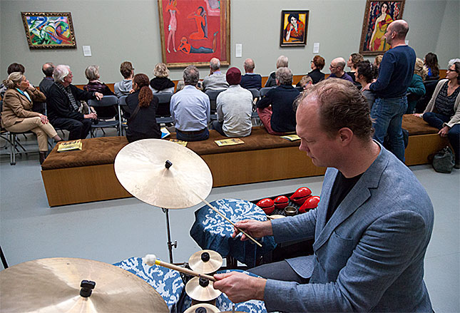 Rotterdam, Rembrandt Flerichs Trio 2