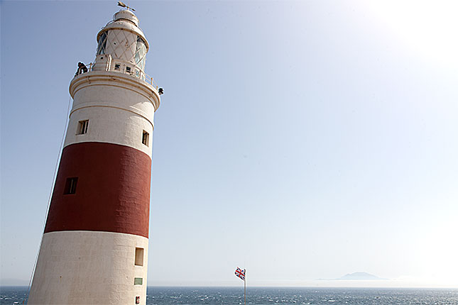 Gibraltar, Punta de Europa