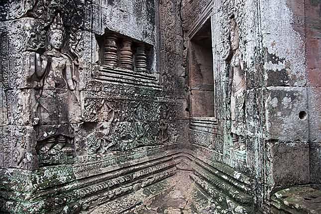 Angkor, Bayon Temple 3