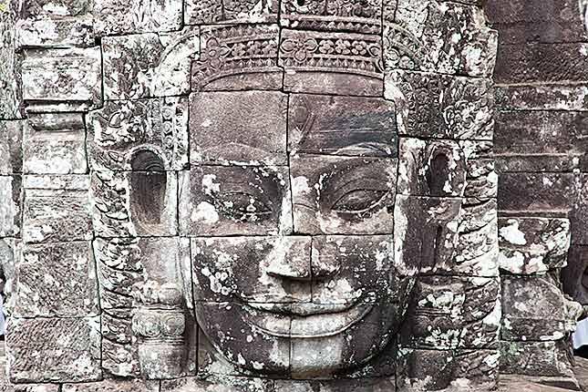 Angkor, Bayon Temple 2