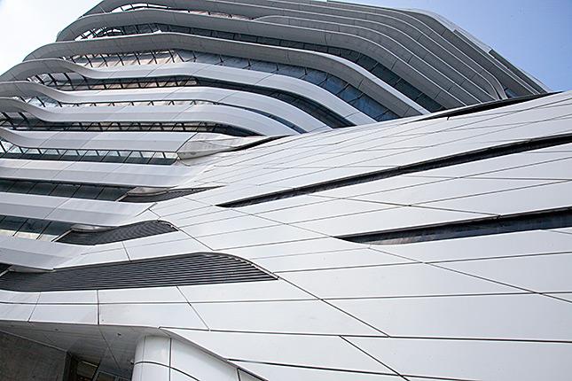 Hong Kong, Innovation Tower 1