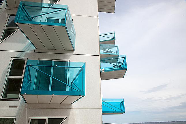 Aarhus, Iceberg 2